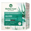 HERBAL CARE Krem nawilżający ALOES