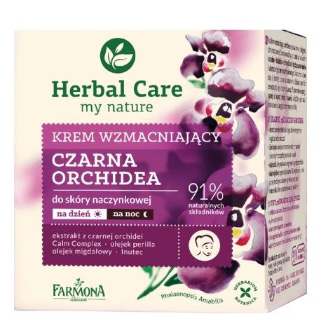 HERBAL CARE Krem wzmacniający CZARNA ORCHIDEA 50ml