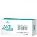 ANTI POLLUTION Zestaw dotleniająco - detoksykujący 10x3g, 30ml