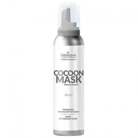 COCOON MASK Piankowa maska okluzyjna 180ml
