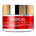RADICAL® AGE ARCHITECT 70+ Błyskawicznie napinający krem przeciwzmarszczkowy SPF15, 50ml