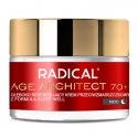 RADICAL® AGE ARCHITECT 70+ Głęboko regenerujący krem przeciwzmarszczkowy, 50ml