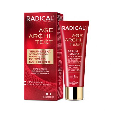 RADICAL® AGE ARCHITECT Serum - maska wygładzająco - napinająca do twarzy, szyi i dekoltu , 50ml