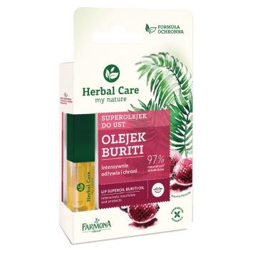 Herbal Care Superolejek do ust BURITI, 5ml