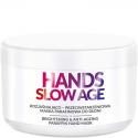 HANDS SLOW AGE Rozjaśniająco - przeciwstarzeniowa maska parafinowa do dłoni 300g