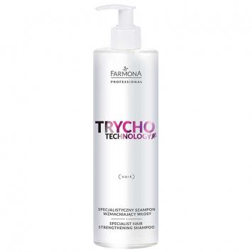 TRYCHO TECHNOLOGY Specjalistyczny szampon wzmacniający włosy 250ml