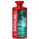 RADICAL Wegański szampon wygładzający do każdego rodzaju włosów 400ml