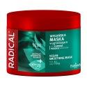 RADICAL Wegańska maska wygładzająca do każdego rodzaju włosów 300ml