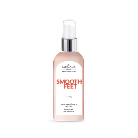 SMOOTH FEET Nawilzajacy krem do stóp 50ml
