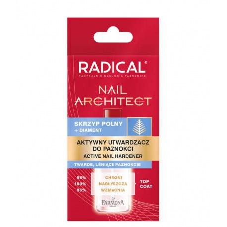 RADICAL Nail Architect Aktywny utwardzacz do paznokci 12ml