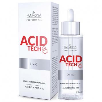 ACID TECH Kwas migdałowy 40% 30 ml (Wymagany kontakt telefoniczny przed zakupem!)
