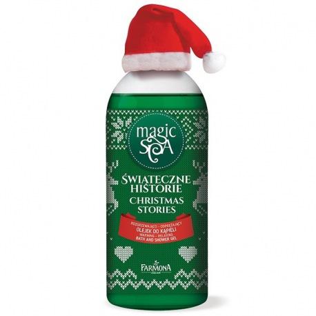 Magic SPA Olejek do kąpieli Świąteczne historie 500 ml