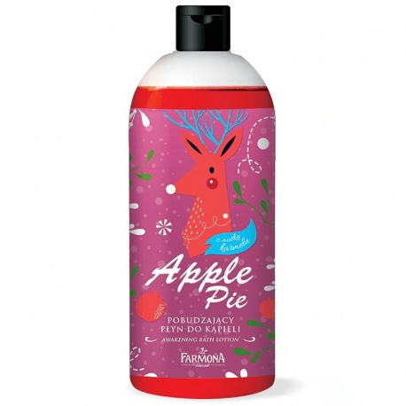 Magic SPA Apple Pie Pobudzający płyn do kąpieli 500ml
