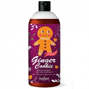 Magic SPA Ginger Cookie Relaksujący żel do kąpieli 500ml