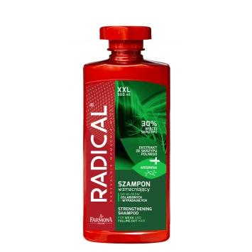 RADICAL Szampon wzmacniający do włosów osłabionych i wypadających 500ml XXL