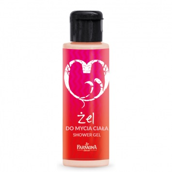 Żel do mycia ciała I love You 100ml
