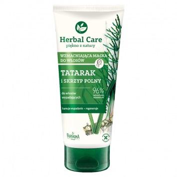 HERBAL CARE piękno z natury Odżywka do włosów wypadających SKRZYP POLNY TATRAK 200 ml