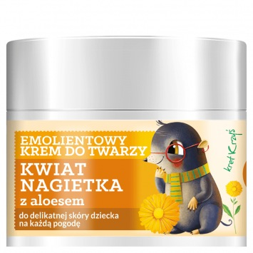 HERBAL CARE Kids Emolientowy krem do twarzy 50ml