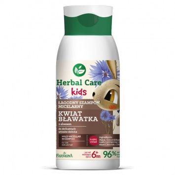 HERBAL CARE Kids Łagodny szampon micelarny 300ml