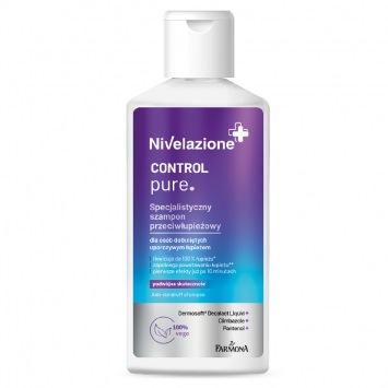NIVELAZIONE Specjalistyczny szampon przeciwłupieżowy dla osób dotkniętych uporczywym łupieżem 100 ml