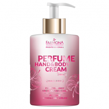 PERFUME HAND&BODY CREAM Beauty 300ml