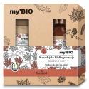 Zestaw my'BIO pielęgnacja ciała  Kanadyjska BioRegeneracja (balsam, krem do rąk)