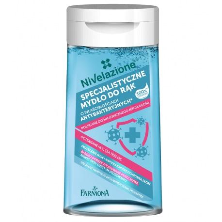 NIVELAZIONE Specjalistyczne mydło do rąk o właściwościach antybakteryjnych 100 ml