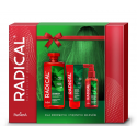 Zestaw Radical Wzmacniający (szampon, odżywka, serum)