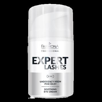 EXPERT LASHES Łagodzący krem pod oczy 50 ml