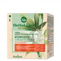 HERBAL CARE Krem przeciwzmarszczkowy  Konopie z roślinnym bio-retinolem do cery dojrzałej, 50ml
