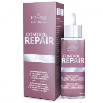 CONTROL REPAIR Łagodzące serum do pielęgnacji skóry ze zmianami zapalnymi 30ml