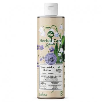 Herbal Care SPA Regenerująca kąpiel borowinowa TATRZAŃSKA DOLINA z olejkiem sosnowym 400ml