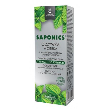 Saponics Odżywka wcierka z wyciagiem z pokrzywy 100ml