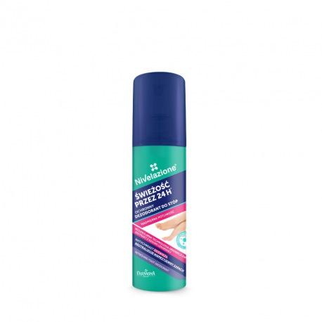 NIVELAZIONE Ochronny dezodorant odświeżający do stóp 125ml