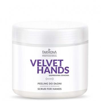 VELVET HANDS Peeling do dłoni 550 g